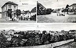 Historické pohlednice z roku 1910