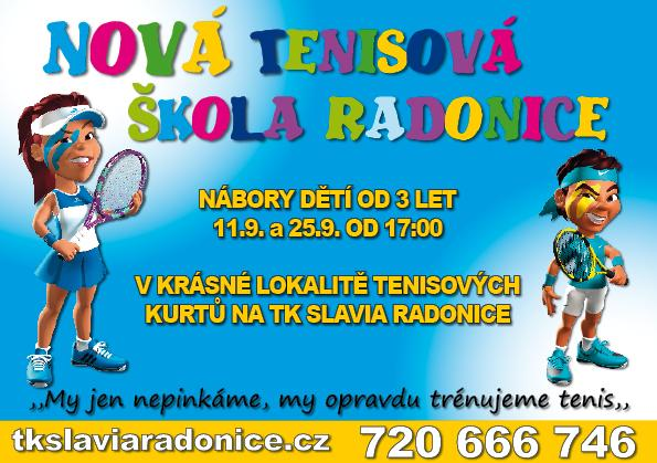 Tenisová škola Radonice